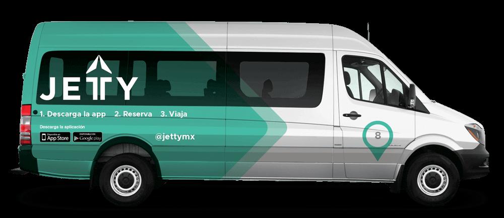 Jetty   Soluciona tu Transporte Diario en México